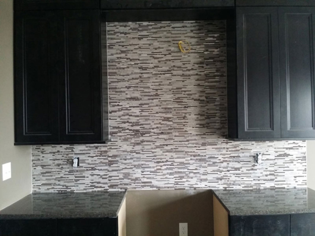 Stove Backsplash tile